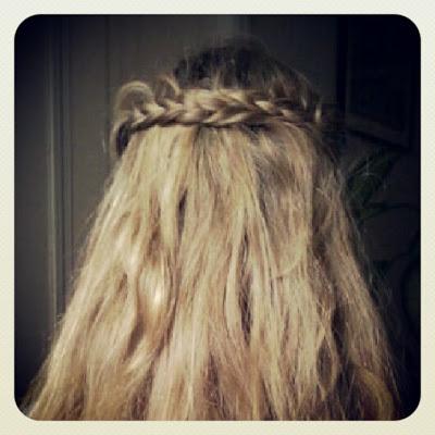Ensayando WM HAIR