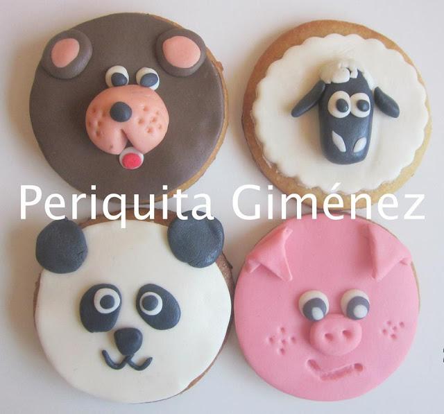 Las galletas de PERIQUITA GIMÉNEZ