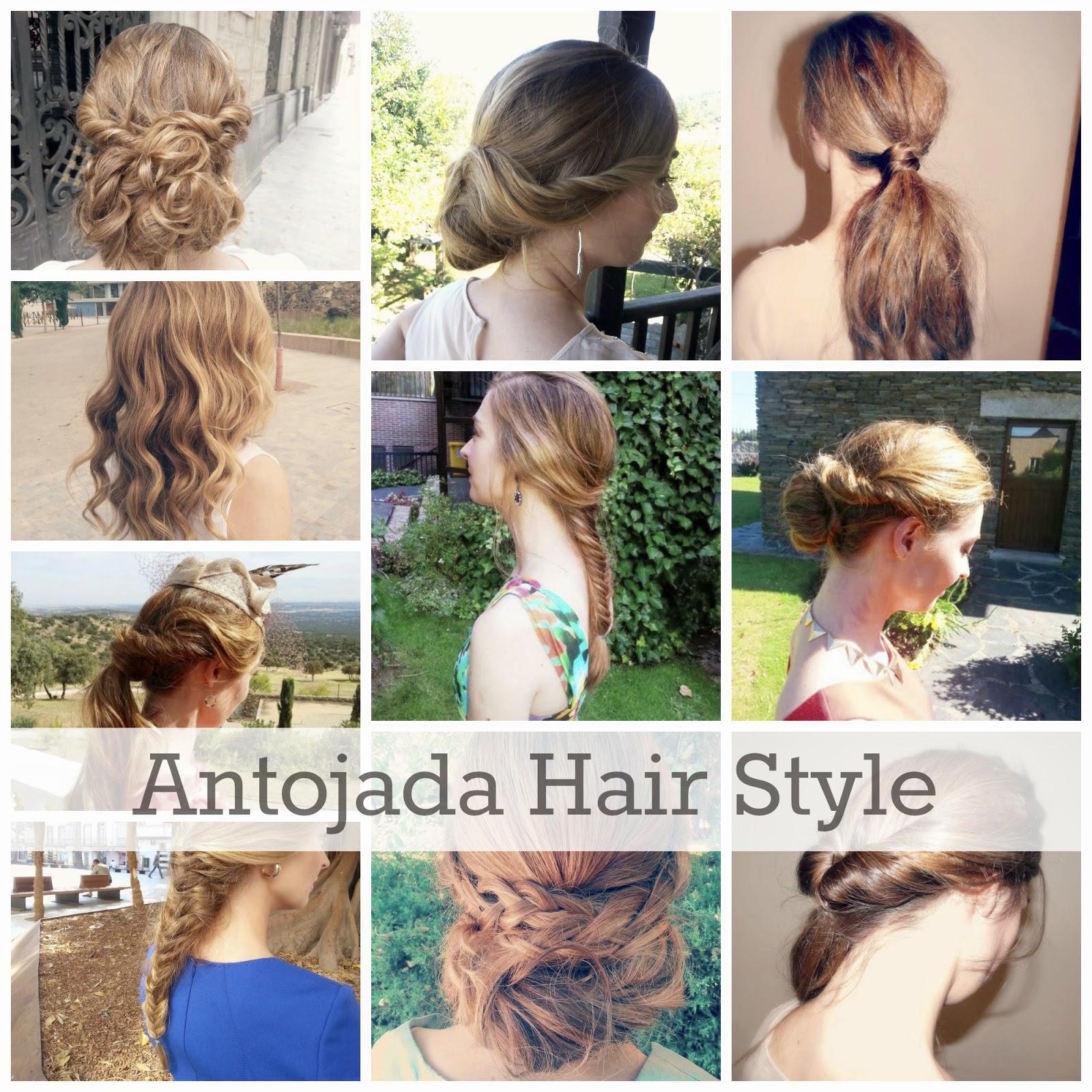 Antojada Hair Style, recopilación de los mejores peinados