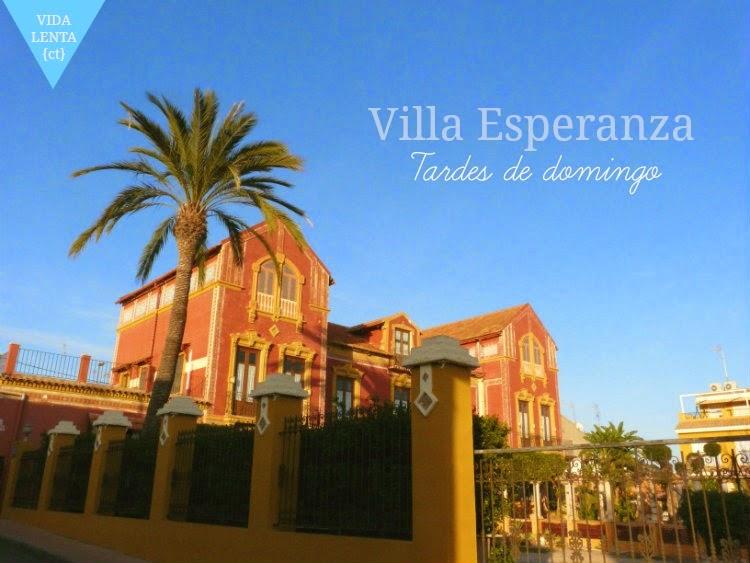 Las tardes de domingo en Villa Esperanza