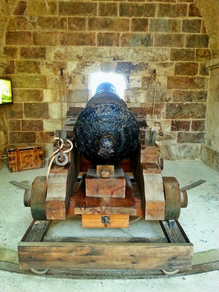 Casamata Fuerte de Navidad Cartagena