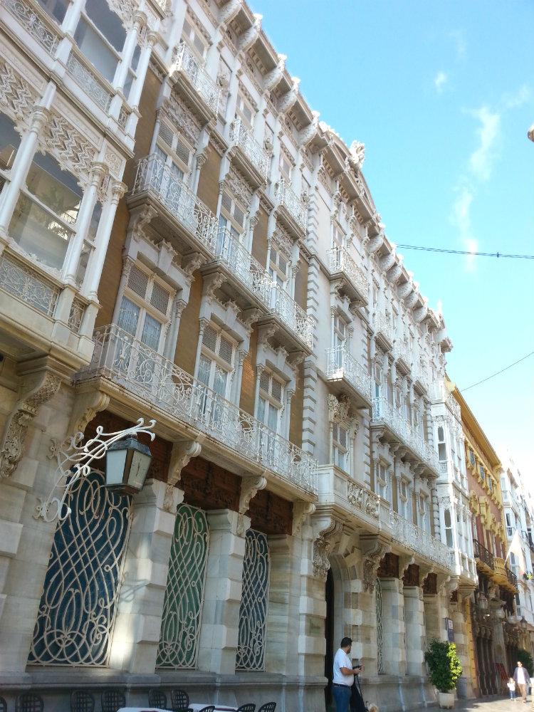 Casa Cervantes Cartagena