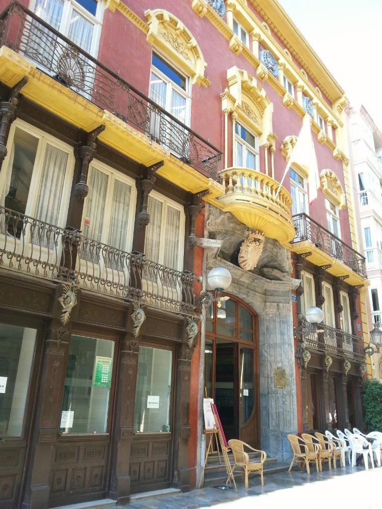 Casino o Palacio Casatilly Cartagena