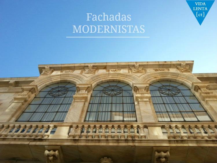 10 fachadas modernistas de Cartagena que no puedes perderte