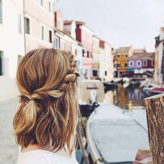 20 maneras de peinarse la melena midi