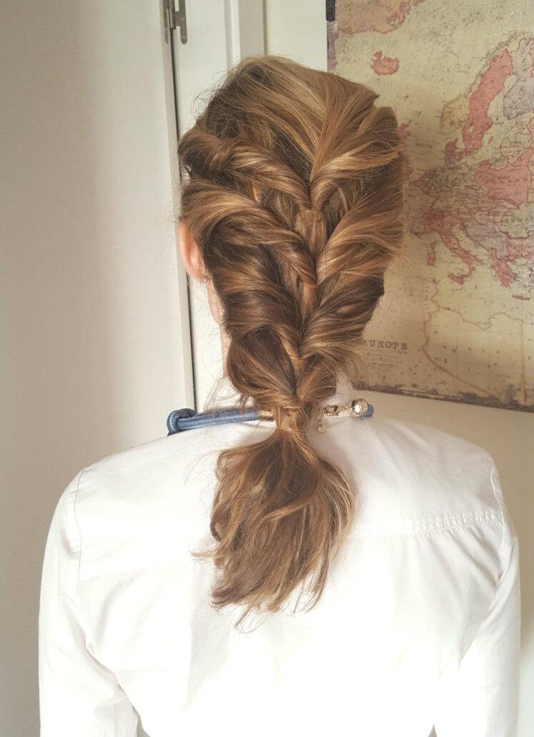 3 peinados para hacerte en 5 minutos