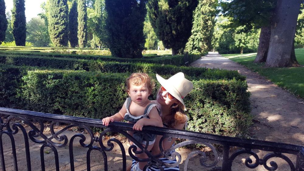 Nuestro sábado en el Parque El Capricho