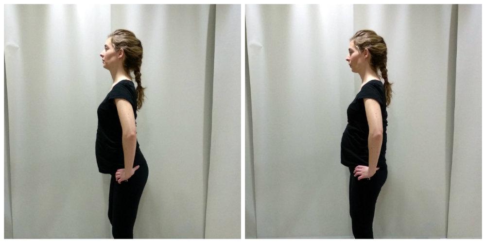 movimiento pelvis preparación al parto