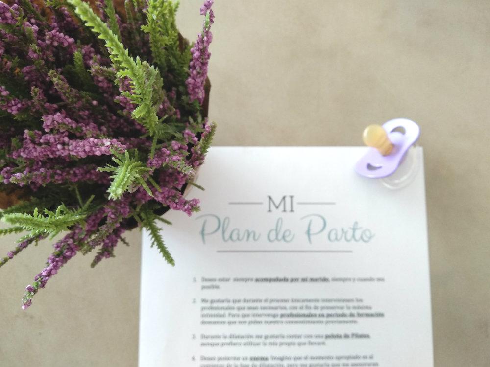 Qué es un plan de parto y por qué es importante