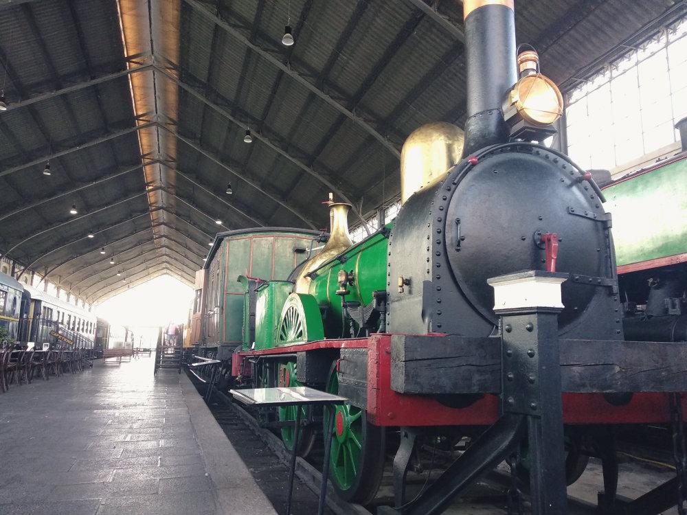 Museo del Ferrocarril de Madrid